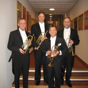 HPO trumpet section in 2006